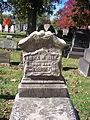 Hill (Anna W.), Lebanon Church Cemetery, 2015-10-23, 01.jpg