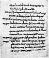 Hippocratic Corpus, end of Aphorisms, Modena, Archivio Capitolare, O.I.11, fol. 36v.jpg