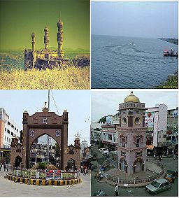 Historic And Tourist Sites of Karimnagar City.jpg