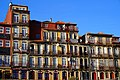 Historic buildings along the Douro River, Porto (26474234729).jpg