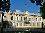 Historical Presidential Palace in Kaunas (2017).jpg