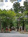 Hiyoshi Taisha shrine , 日吉大社 - panoramio (24).jpg