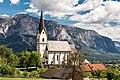 Hohenthurn Goeriach Pfarrkirche Mariae Namen SSW-Ansicht 16052017 8539.jpg