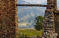 Homene Dessus, Combellin, Valle d'Aosta. Ruïne 04.jpg