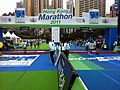 Hong Kong Marathon Finish Line 2011.jpg
