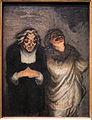 Honoré daumier, scena di commedia (uno scapino), 1860 ca. 02.JPG