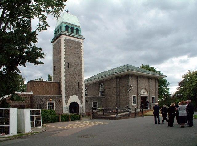 Honor Oak Crematorium SE23 - geograph.org.uk - 45058
