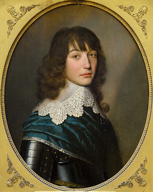 Honthorst - Le Prince Maurice