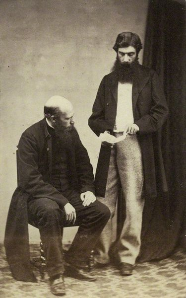 Fichier:Horace Waller with Henry Rowley.jpg