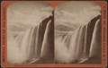 Horseshoe Fall from below, Niagara, by Barker, George, 1844-1894.png