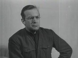 Pohl trial - Image: Horst Klein