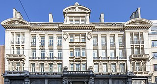 Hotel Astoria, Brussels architectural structure in Brussels, Belgium