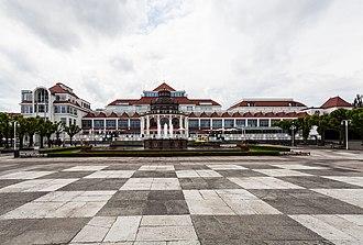 Sopot - Sheraton Sopot Hotel