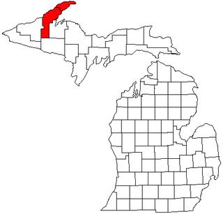 Houghton micropolitan area, Michigan