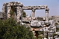 House with Seats on Upper Portico, Ma'aramaya (معرمايا), Syria - View from northwest - PHBZ024 2016 4433 - Dumbarton Oaks.jpg