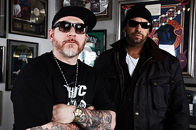 Picture of a band or musician: House Of Pain