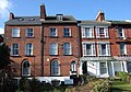 Houses on Old Tiverton Road, Exeter - geograph.org.uk - 686481.jpg