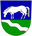 Coat of arms of Hranice u Aše