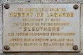 Hubert de Lagarde plaque - Quai Voltaire, Paris 7.jpg