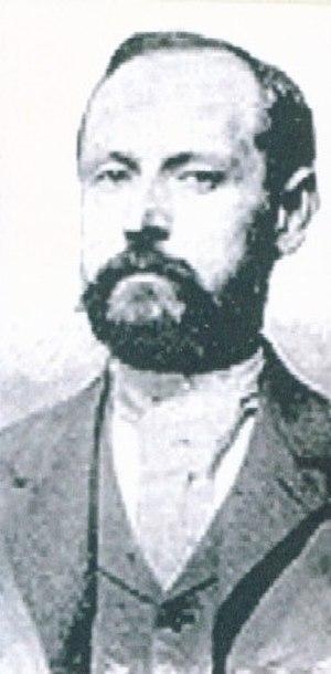 Hugh Bolton Jones - Jones c. 1900