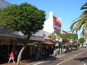 Hurstville, New South Wales -  Forest Road, Hurstville