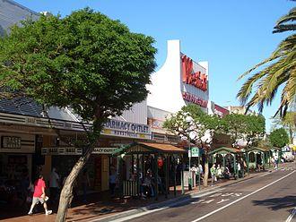 Hurstville, New South Wales -  Forest Road, Hurstville