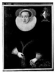Anna van der Aar (1576-1656). Echtgenote van Petrus Scriverius