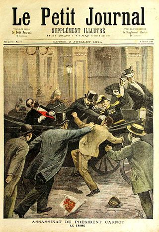 assassination of Sadi Carnot