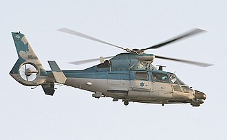 Eurocopter AS565 Panther - Israeli AS565MA Atalef, 2007