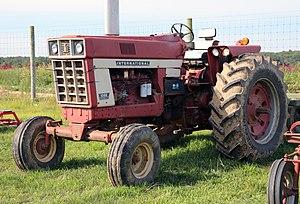International Harvester 1066 - 1066 Tractor