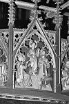 interieur, preekstoel, detail - meerssen - 20275104 - rce