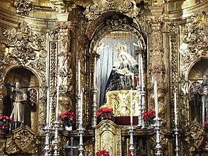 Iglesia de Santa María de África, Ceuta