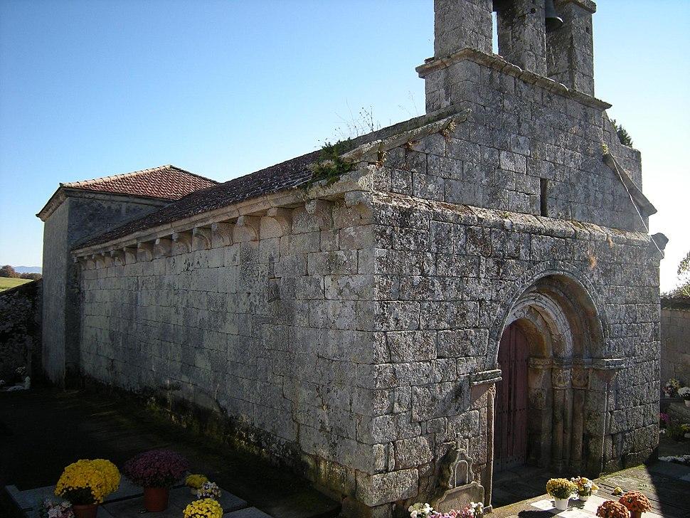 サンタ・マリーア・デ・コウソ・デ・リミア教会