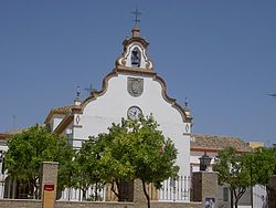 Church in El Cuervo de Sevilla