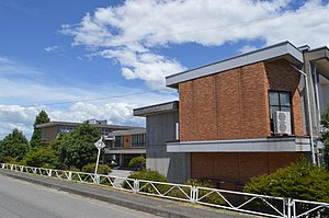 Iijima Town Iijima junior High School ac.jpg
