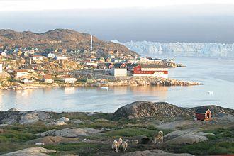 Ilulissat - Image: Ilulissat