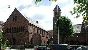Immanuel Church, Copenhagen - Image: Immanuelskirken Copenhagen