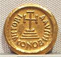 Impero romano d'oriente, eraclio con eraclio costantino, emissione aurea, 613-638, 02.JPG