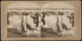 In the surf, Manhattan Beach. (Instantaneous.), from Robert N. Dennis collection of stereoscopic views.png