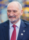 Informal meeting of defence ministers (FAC). Arrivals Antoni Macierewicz (cropped).png