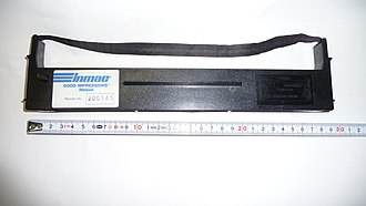 Inmac - Inmac Ink ribbon cartridge for Dot matrix printer