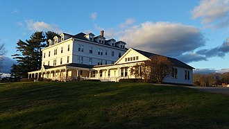 Eliot, Maine - Image: Inn at Green Acre Baha'i School 03