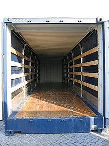 Conteneur wikip dia for Amenager un container