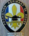 Insigne EOR, Promotion Aspirant De Rougé.jpg