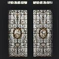 Interieur, aanzicht gebrandschilderde glas-in-loodramen - Amsterdam - 20365972 - RCE.jpg