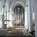 Interieur, overzicht naar het westen met orgel - Elburg - 20379650 - RCE.jpg