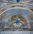 Interieur, overzicht van de gewelfschildering in het koor - Maastricht - 20382842 - RCE.jpg