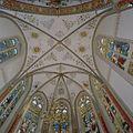 Interieur koor, gewelfschildering, na restauratie - Vierakker - 20346243 - RCE.jpg