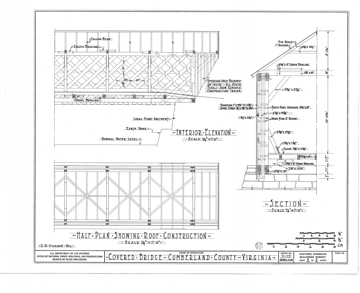 Roof Plan Elevation : Kitchen elevations dwg joy studio design gallery best