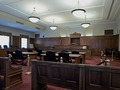 Interior courtroom, Robert J. Nealon Federal Building and U.S. Courthouse, Scranton, Pennsylvania LCCN2010719020.tif